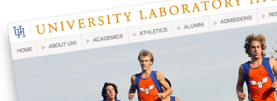 University of Illinois Laboratory High School Screenshot